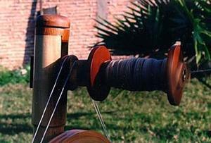 Spinning head